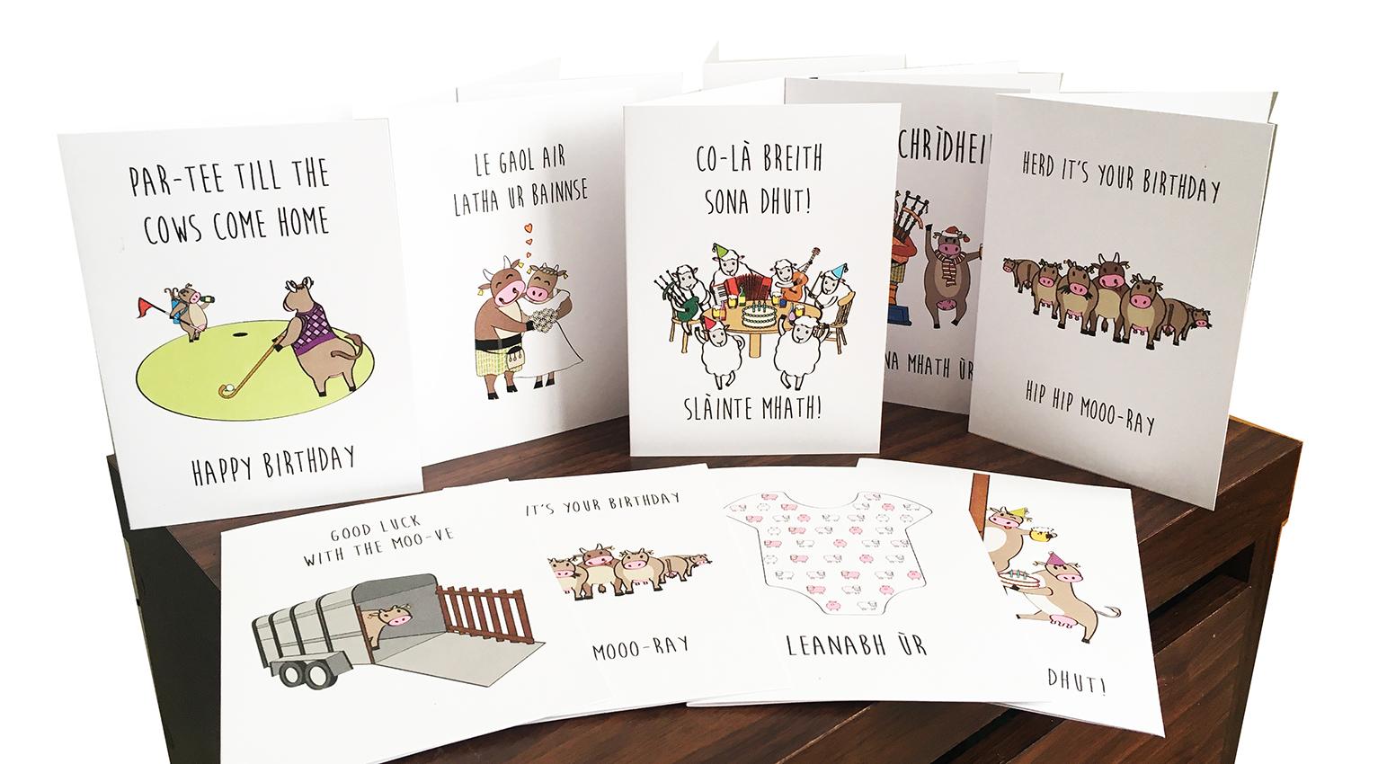 Greetings Cards Shonas Designs
